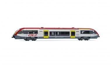 Arnold HN2456 CFL Triebwagen Rh 2100 Ep.5