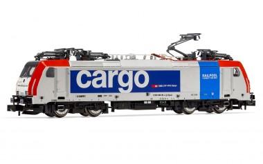 Arnold HN2459D SBB Cargo RAILPOOL E-Lok BR 186 Ep.6