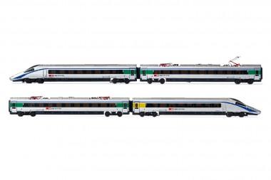 Arnold HN2470S SBB Triebzug Rh ETR 610 4-tlg. Ep.6