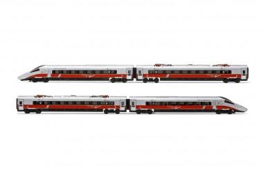 Arnold HN2473S FS Triebzug Rh ETR 610 4-tlg. Ep.6