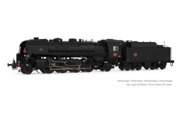 Arnold HN2481 SNCF Dampflok Serie 141R Mistral Ep.3