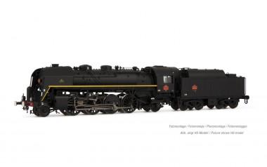 Arnold HN2484S SNCF Dampflok Serie 141R 840 Ep.3