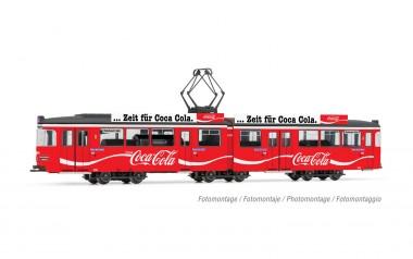 Arnold HN2530 DÜWAG Straßenbahn GT6 Coca Cola Ep.4