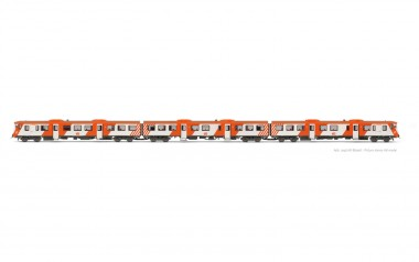 Arnold HN2540 RENFE Triebzug Serie 592 3-tlg Ep.5