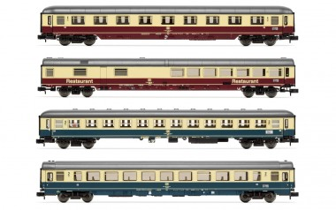 Arnold HN4265 DB Personenwagen-Set 4-tlg Ep.4