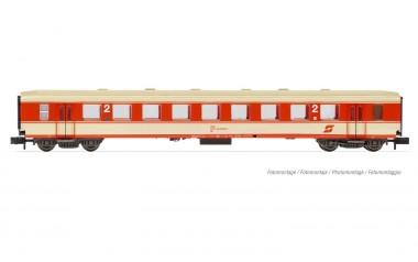 Arnold HN4302 ÖBB Personenwagen 2.Kl. Ep.4