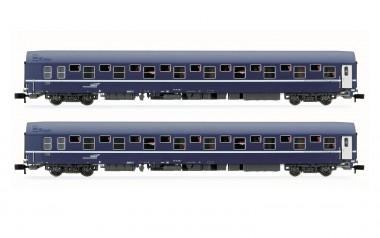 Arnold HN4342 SNCF Schlafwagen-Set 2-tlg Ep.4/5