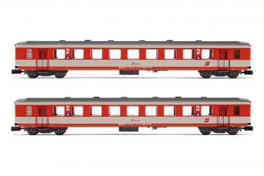 Arnold HN4372 ÖBB Personenwagen-Set 2-tlg Ep.4/5