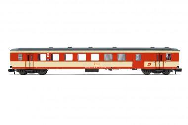 Arnold HN4375 ÖBB Personenwagen 2.Kl./Gepäck Ep.4/5