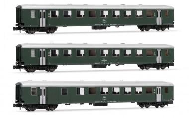 Arnold HN4376 ÖBB Personenwagen-Set 3-tlg Ep.4