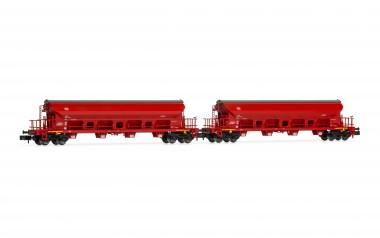 Arnold HN6389 DB AG Schwenkdachwagen-Set 2-tlg. Ep.5/6
