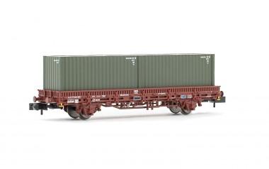 Arnold HN6423 RENFE Flachwagen 2-achs Ep.4/5