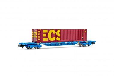 Arnold HN6442 RENFE Containertragwagen 4achs Ep.6