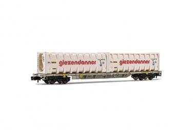 Arnold HN6444 HUPAC Containertragwagen 4achs Ep.6