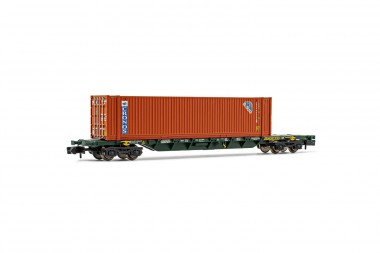 Arnold HN6447 CEMAT Containertragwagen 4achs Ep.6
