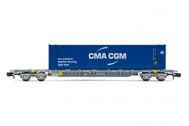 Arnold HN6458 SNCF Novatrans Containertragwagen Ep.5