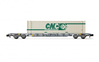 Arnold HN6459 SNCF Novatrans Containertragwagen Ep.5