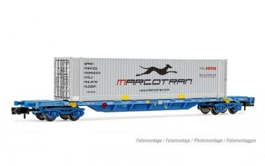 Arnold HN6460 RENFE Containertragwagen Ep.6