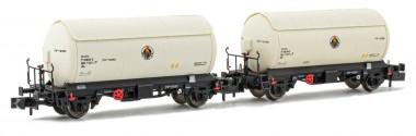 Arnold HN6475 RENFE Gaskesselwagen-Set 2-tlg Ep.4