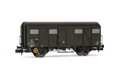 Arnold HN6514 SNCF gedeckte Güterwagen-Set 2-tlg Ep.3
