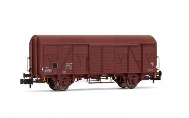 Arnold HN6515 SNCF gedeckte Güterwagen-Set 2-tlg Ep.4