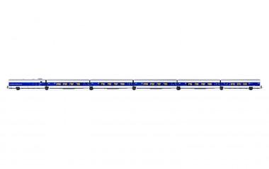 Electrotren E3345 RENFE Personenwagen-Set 6-tlg Ep.4