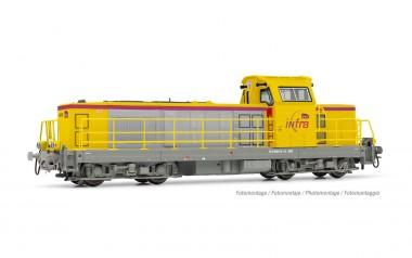 Jouef HJ2393 SNCF Infra Diesellok Serie BB 69000 Ep.6