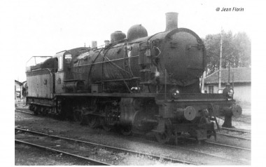 Jouef HJ2405 SNCF Dampflok Serie 140 C 70 Ep.3