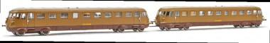 Rivarossi HR2748S FS Triebwagen 2-tlg. Ep.3/4