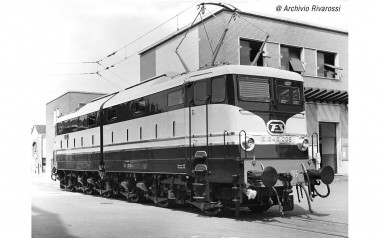 Rivarossi HR2868 FS E-Lok Serie E.646 2.Serie Ep.3b