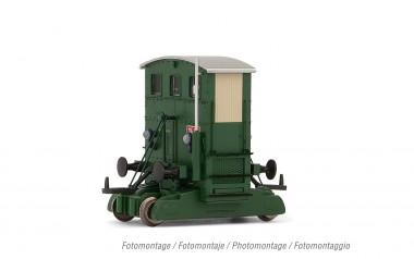 Rivarossi HR2878D FS Sogliola Rangiertraktor 206 009 Ep.4