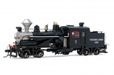 Rivarossi HR2881 Pickering Lumber Heisler Dampflok Ep.3