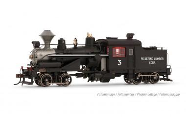 Rivarossi HR2881S Pickering Lumber Heisler Dampflok Ep.3