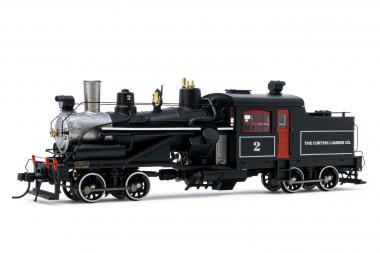 Rivarossi HR2882 The Curtis Lumber Heisler Dampflok Ep.3