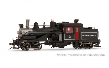 Rivarossi HR2882S The Curtis Lumber Heisler Dampflok Ep.3