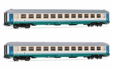 Rivarossi HR4268 FS Reisezugwagen-Set 2-tlg. Ep.5a