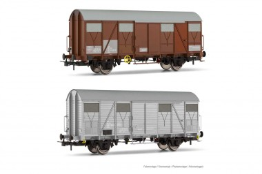 Rivarossi HR6508 FS Dienstwagen-Set 2-tlg Ep.5