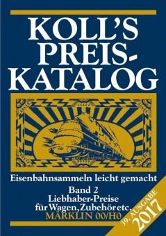 Koll 972 Preiskatalog Band 2/2017 Märklin 00/H0