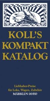 Koll 982 Preiskatalog Kompakt 2021 Märklin 00/H0