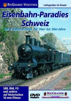 Rio Grande 3025 Eisenbahn-Paradies Schweiz Teil 1