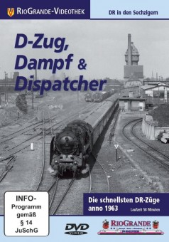 Rio Grande 3027 D-Zug, Dampf & Dispatcher