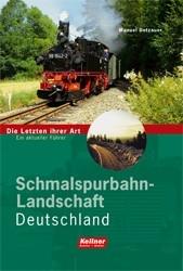 KellnerVerlag 2070 Schmalspurbahn-Landschaft Deutschland