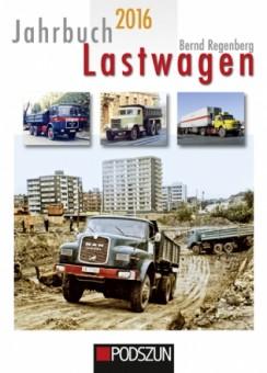 Podszun 779 Jahrbuch Lastwagen 2016