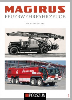 Podszun 834 Magirus Feuerwehrfahrzeuge Band 1
