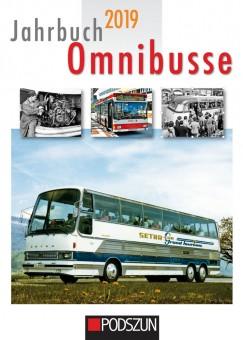 Podszun 889 Jahrbuch Omnibusse  2019