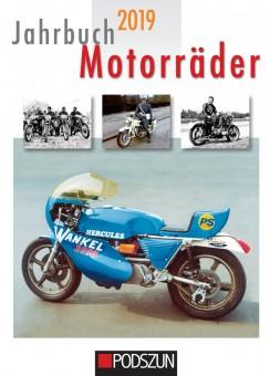 Podszun 892 Jahrbuch Motorräder 2019