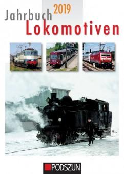 Podszun 893 Jahrbuch Lokomotiven 2019
