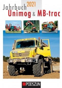 Podszun 975 Jahrbuch Unimog & MB-trac 2021