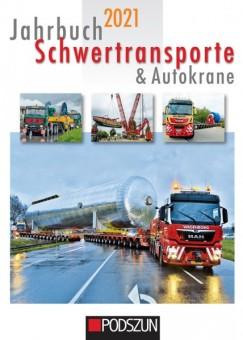 Podszun 976 Jahrbuch Schwertransporte 2021