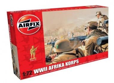Airfix 00711 Afrika Corps